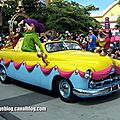 Ford custom deluxe convertible de 1951 (Eurodisney) 01