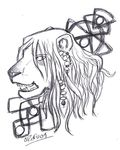Lion_tribal