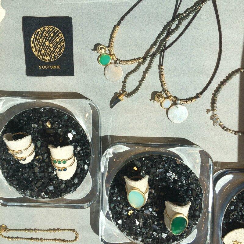 Parution bijoux 5 OCTOBRE collection printemps 2016 Boutique Avant Après 29 rue Foch 34000 Montpellier (4)