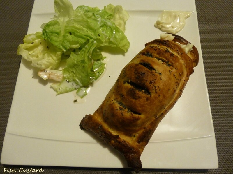 Saumon Wellington (4)