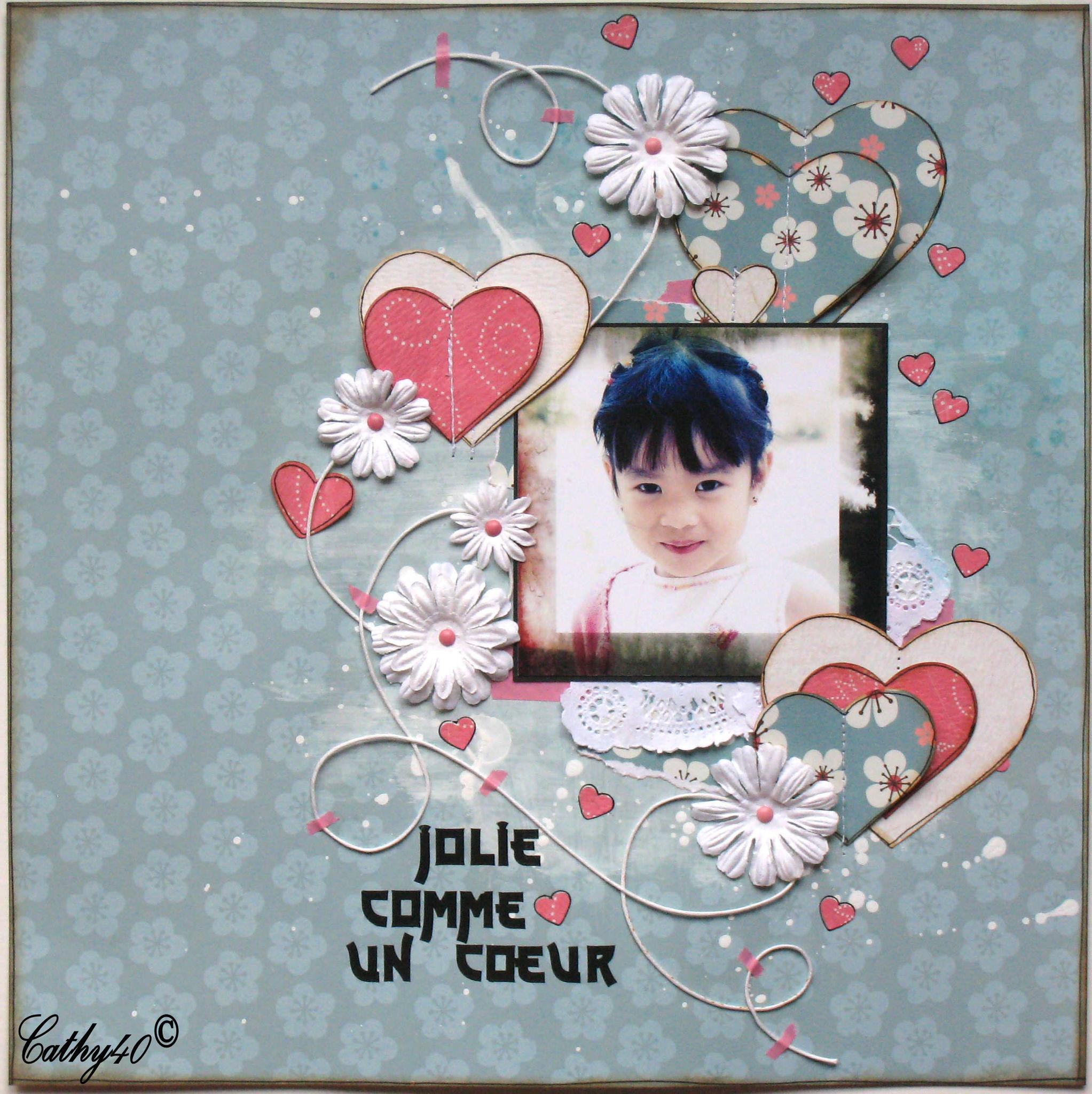 JOLIE COMME UN COEUR