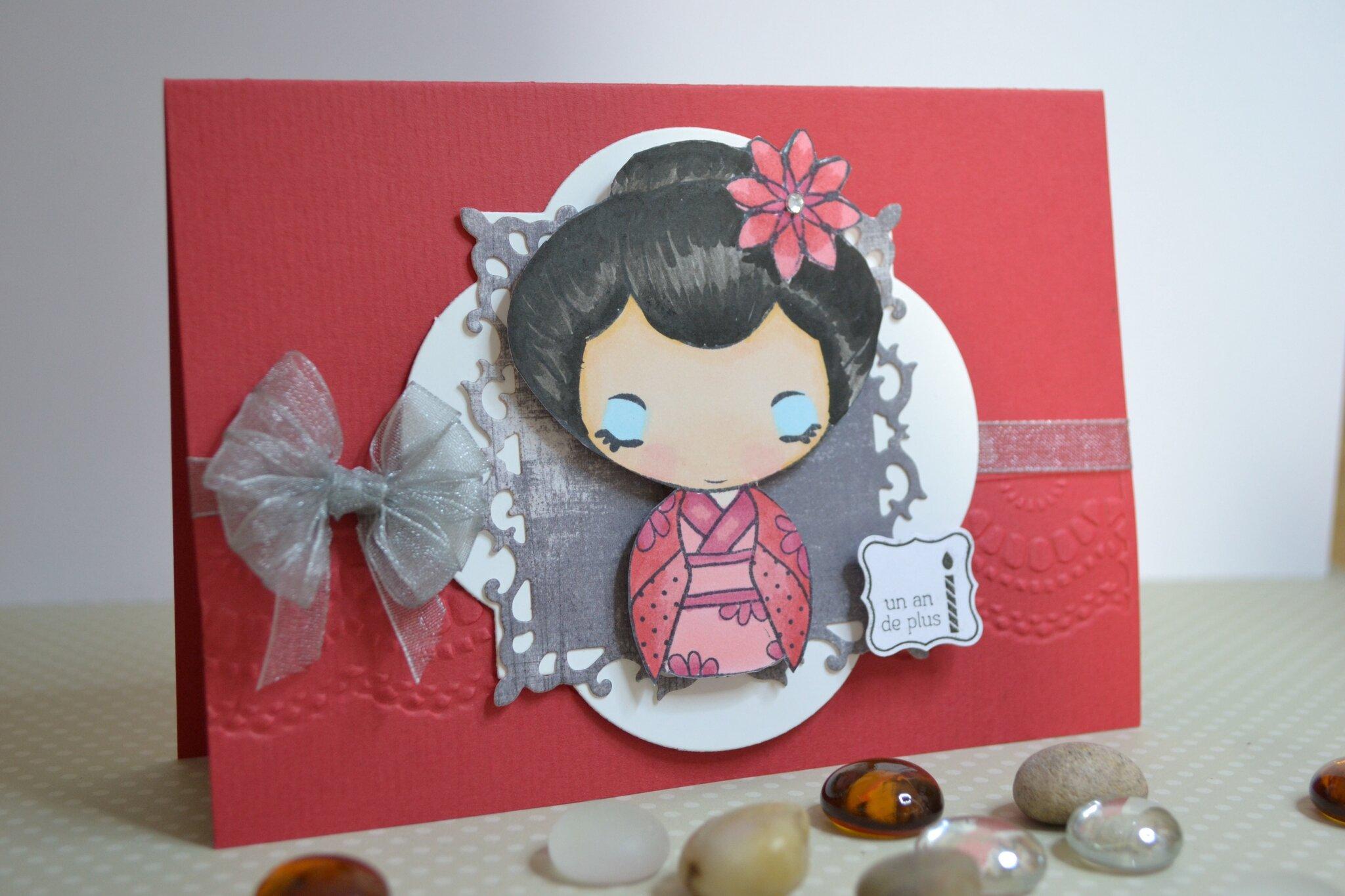 Petite geisha ( suite ...)