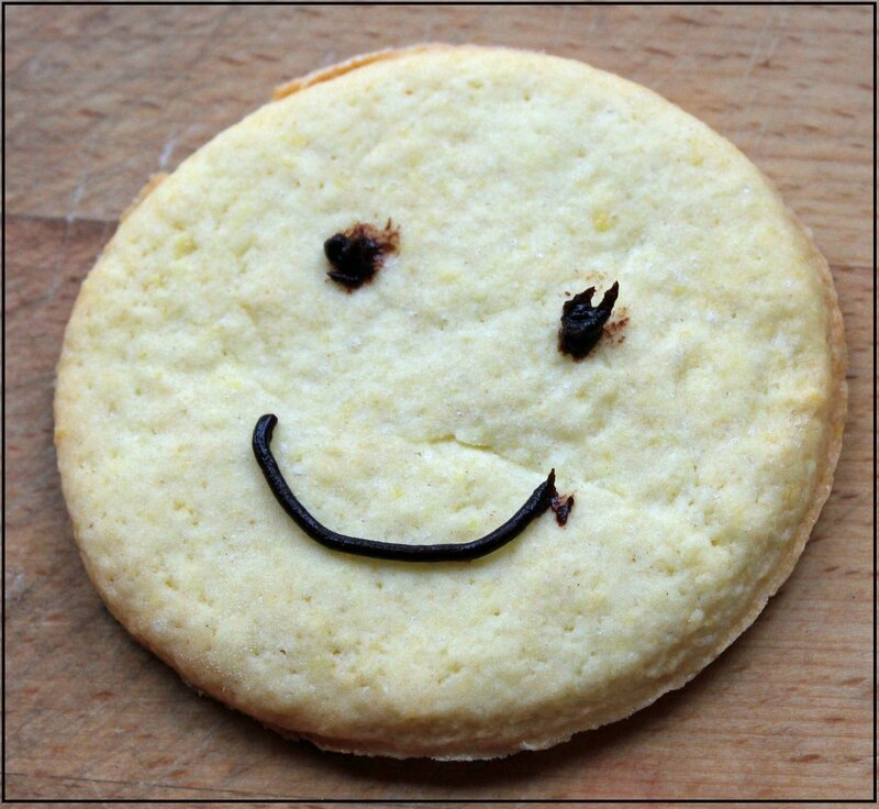 biscuit smiley