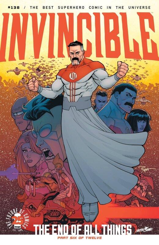 invincible 138