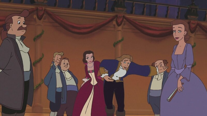 Beauty-beast-christmas-disneyscreencaps