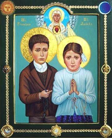 Bienheureux Jacinta et Francisco Marto
