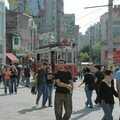 TAKSIM, QUARTIER D'ISTANBUL