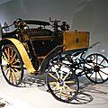 BENZ dos à dos 1899 Stuttgart (1)
