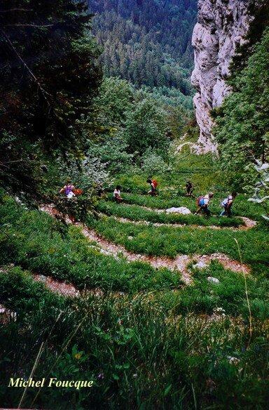 763) Rando pédestre sur la Dent de Crolles (Chartreuse)