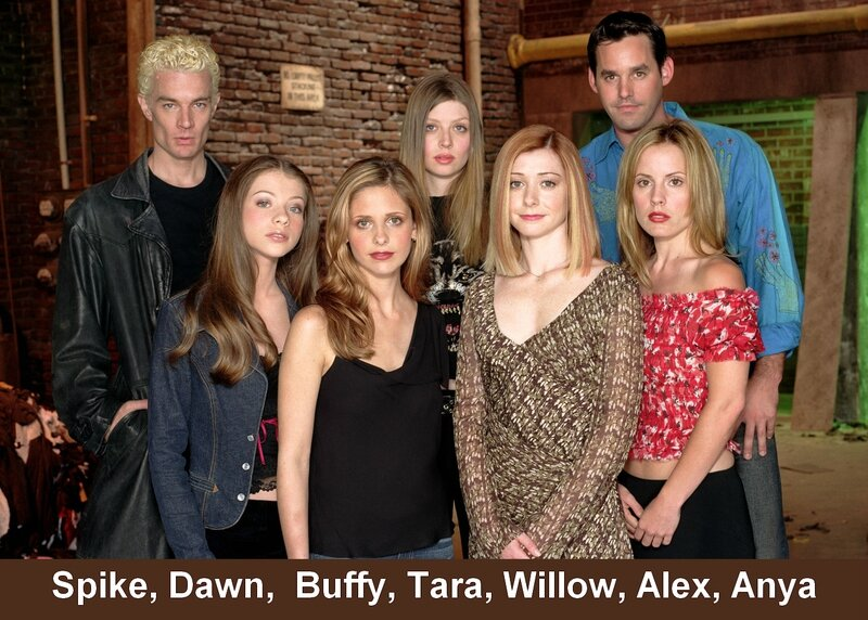 Buffy-personnages