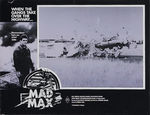 Mad Max lobby card australienne 2