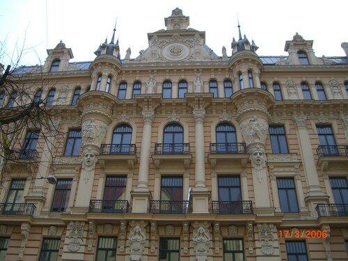 Art Nouveau 4, Riga