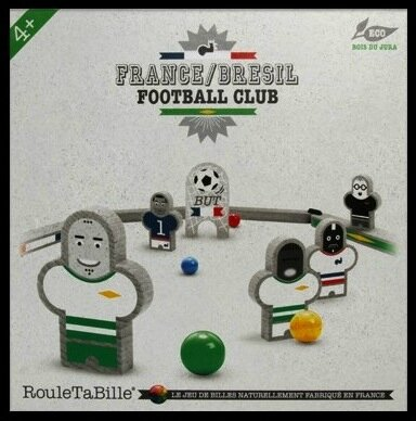 les jouets libres roule ta bille france bresil football club 1