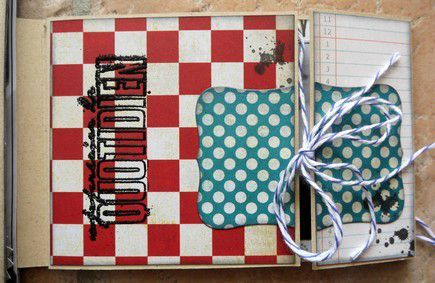 mini album Chronique scraplift Daude 9