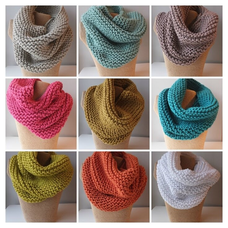 snood coton Natura XL (4)-COLLAGE