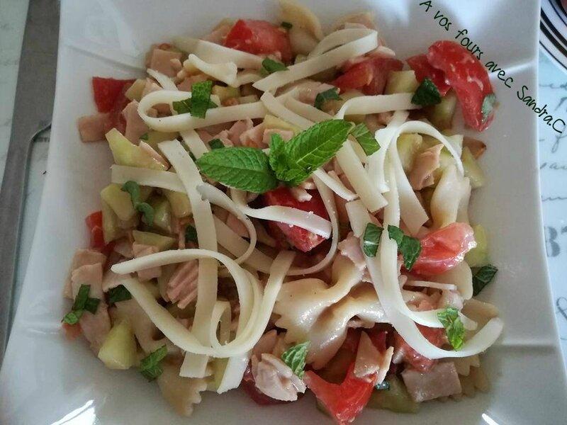 Salade de pâte 1-1