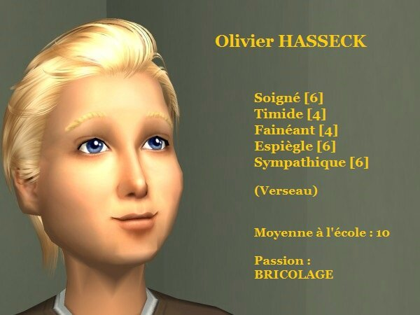 Olivier HASSECK
