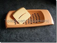 Spa¨tzle party