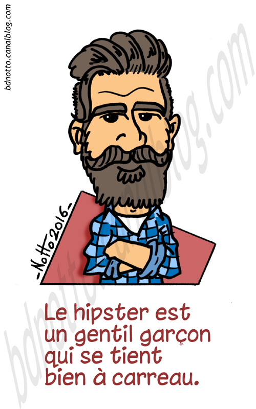 11 - 2016 - Hipster TAG