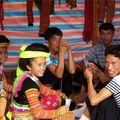 Festival H'mong à Moc Chau