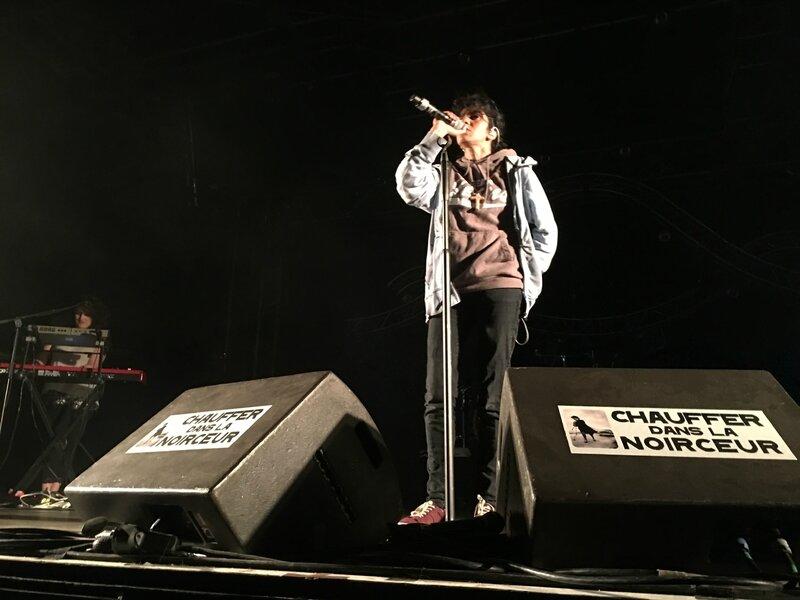 SOOM T festival Chauffer dans la Noirceur 2016 CDLN