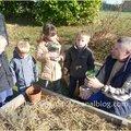 Ségolène royal veut installer des potagers dans les écoles