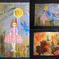 Mail-Art de Mariesel à ma soeur Elise