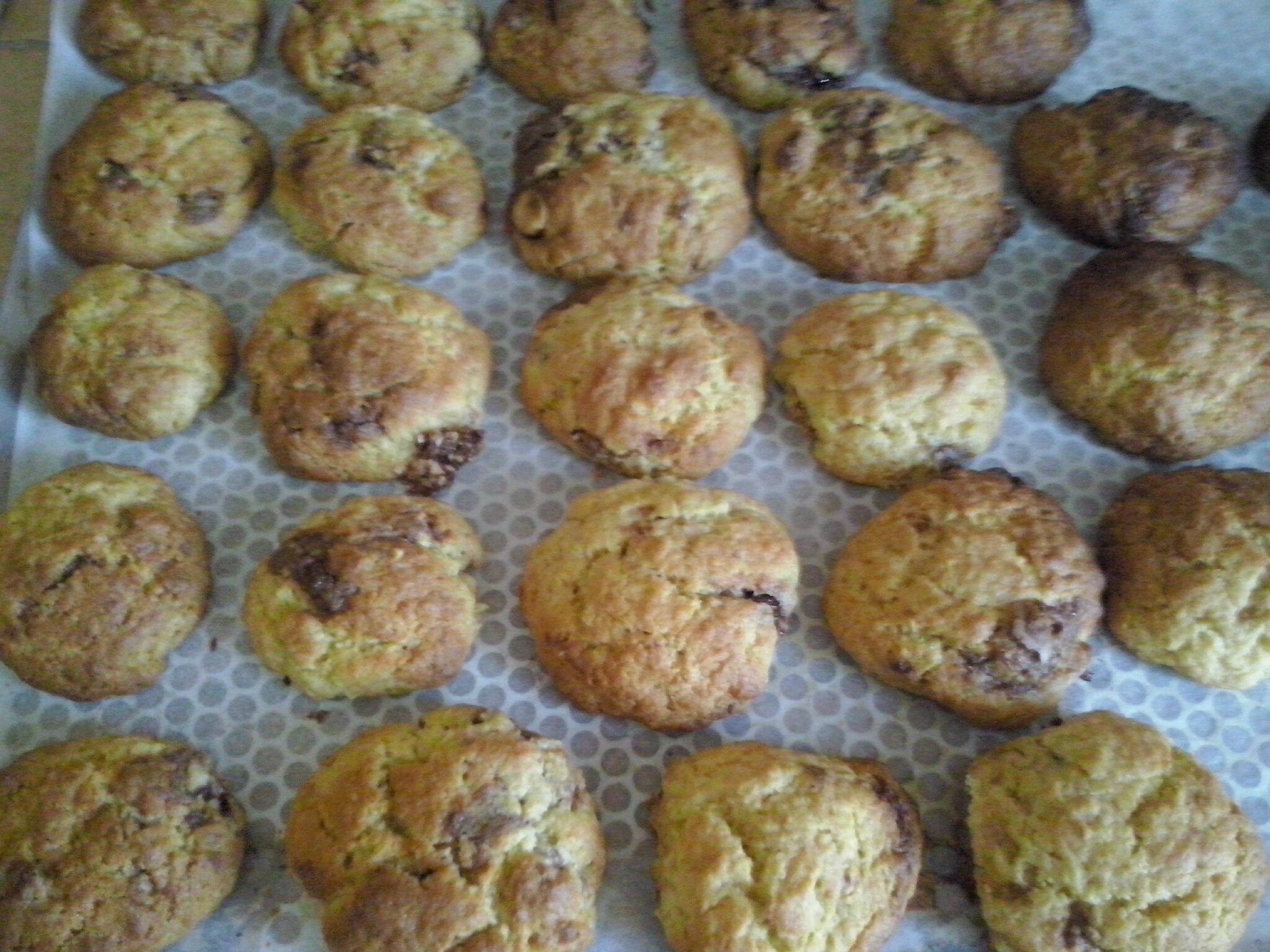 hello les cookies !
