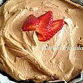 Tarte fraise oréo