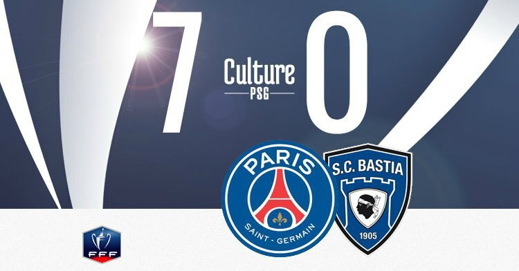 BUT PSG BASTIA VIDEO