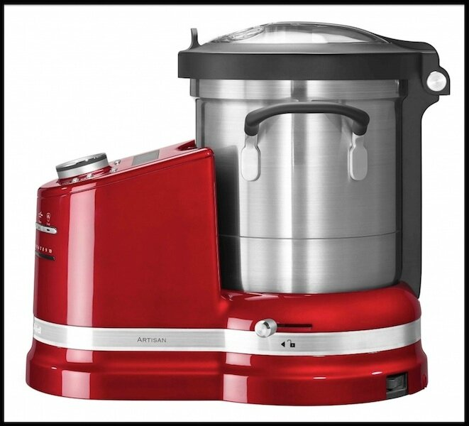 kitchenaid cook processor artisan 3