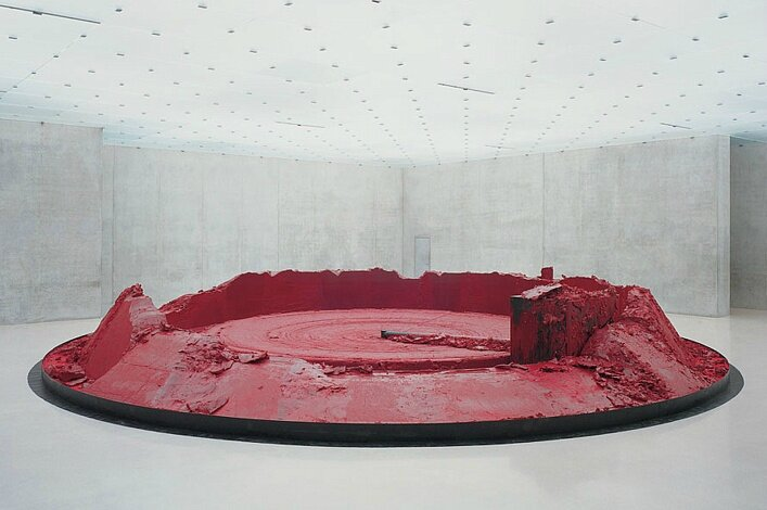 Anish Kapoor's first solo show in Russia opens at Jewish Museum and Tolerance Center