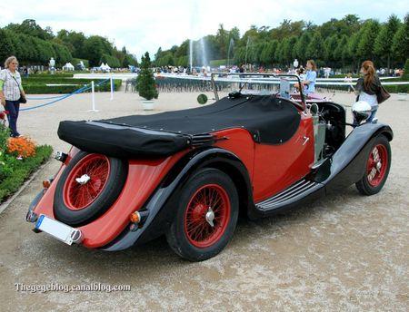 British Salmson 12-70 4 seater open tourer de 1934 (9ème Classic Gala de Schwetzingen 2011) 02