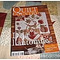 Quilt country n°27