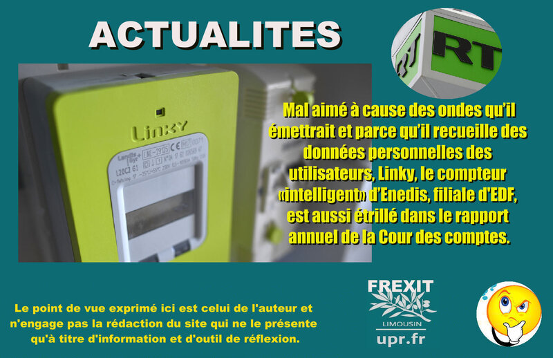 ACT LINKY RT COMPTES