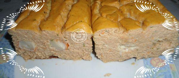 pain de poisson léger