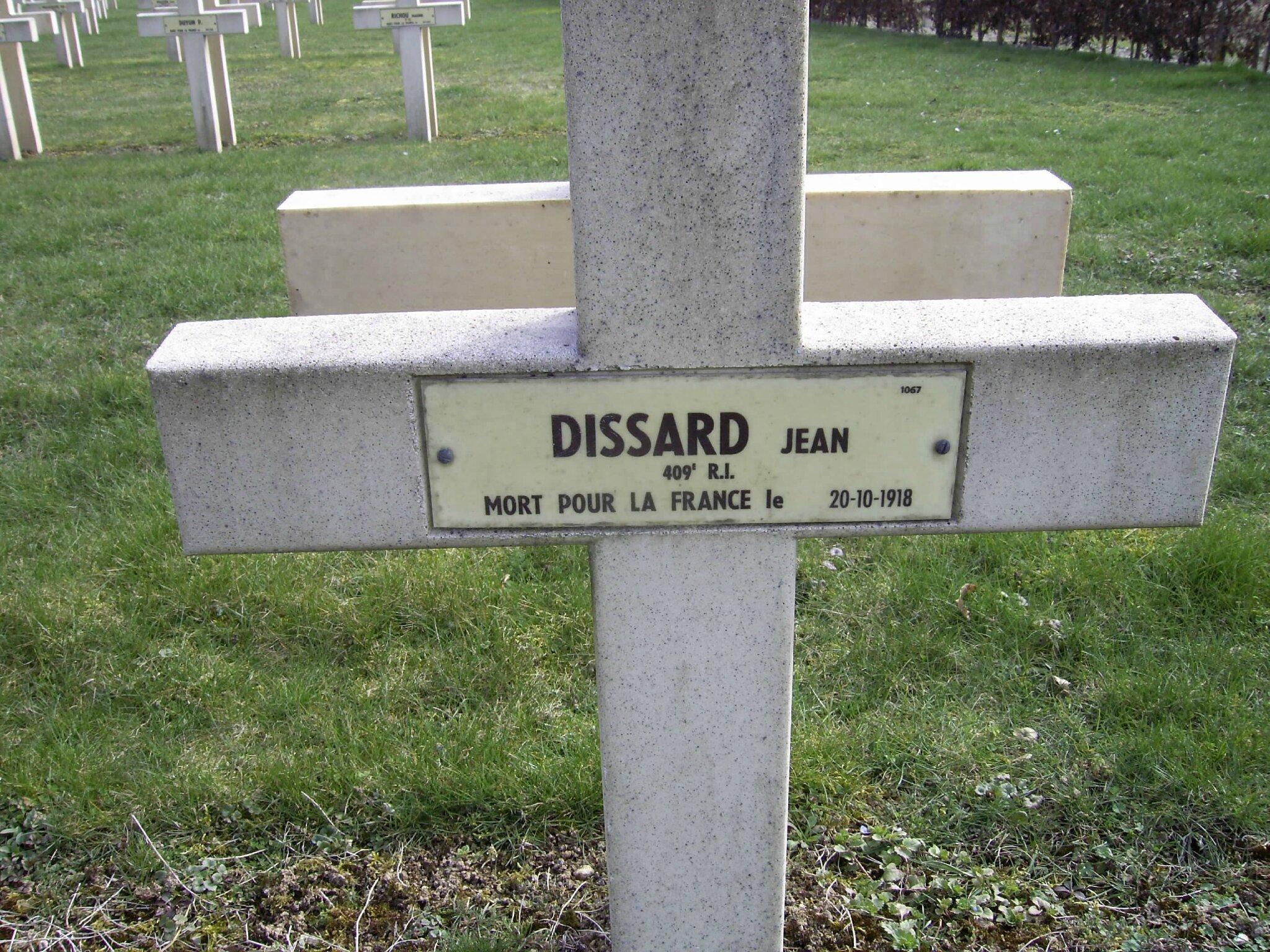 DISSARD Jean