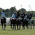 Le polo club du domaine de chantilly