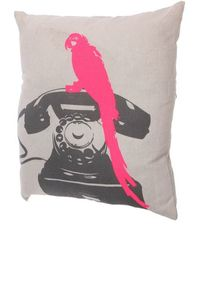 coussin perroquet 6