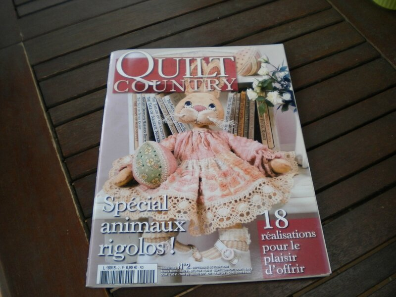 QUILT COUNTRY N° 2