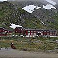 Krossbu-sogndal (norvège).