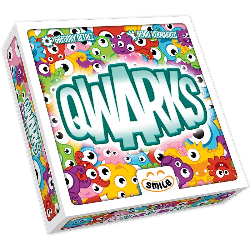 Boutique jeux de société - Pontivy - morbihan - ludis factory - Qwarks