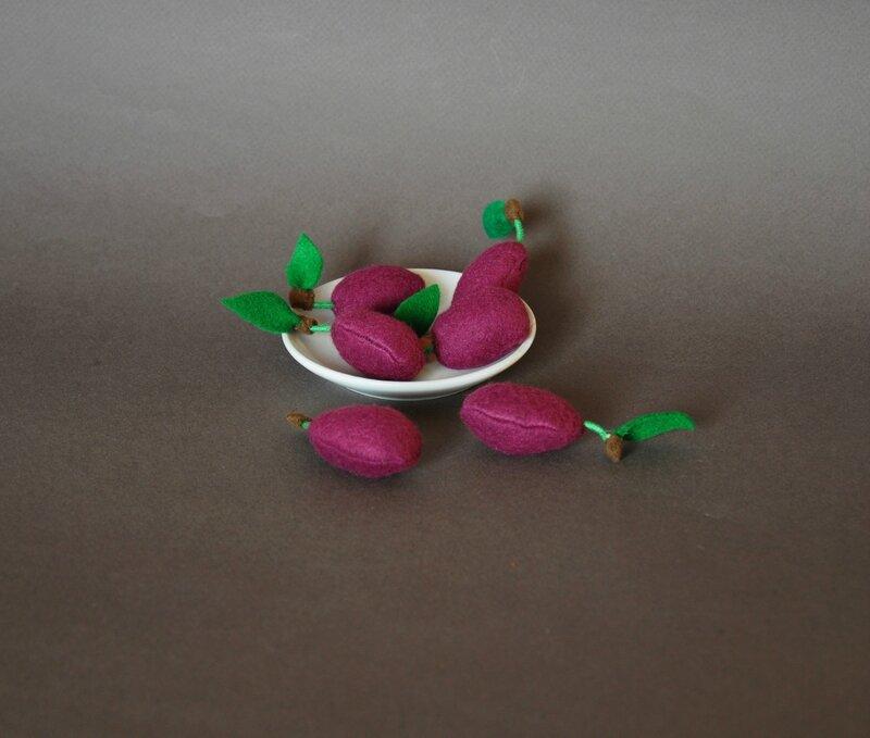 fruits quetsches