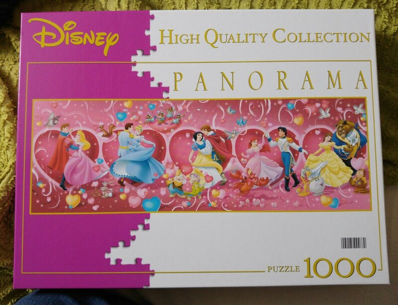 1000 princesses disney