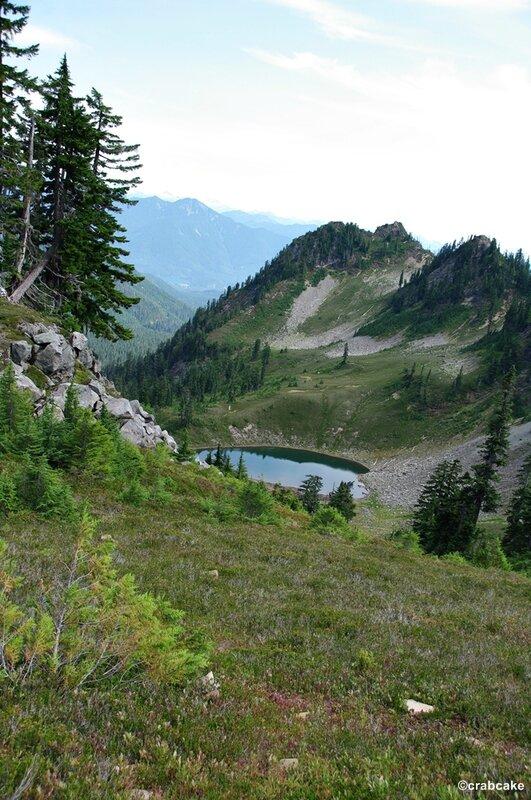 Park Butte Mount Baker Trail 4