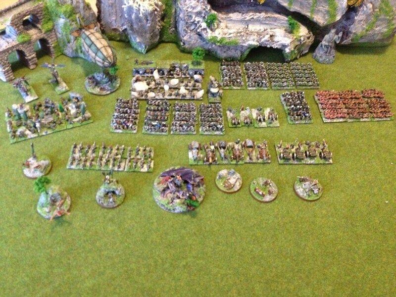 Dwarf army (2)