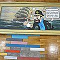 quartier drouot - où est passé le tableau de capitaine haddock ?...