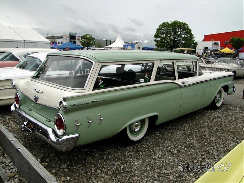 ford ranch wagon 2door 1959 b