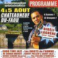 Programme (16 p.) : Fest Jazz - 2007