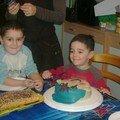 Gâteau anniversaire oui oui!!!